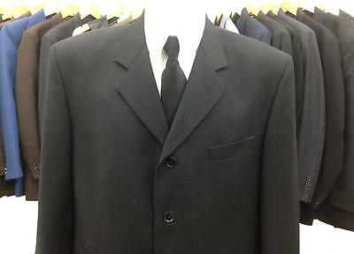 Job Lot of 30 Mens Suit Jackets - Single / Double Breasted Business / Formal