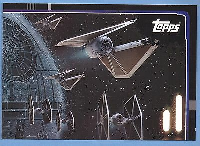 Topps Star Wars Rogue One Karte Nr.122