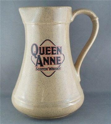 Wade PDM Queen Anne Scotch Whiskey Pitcher Advertising
