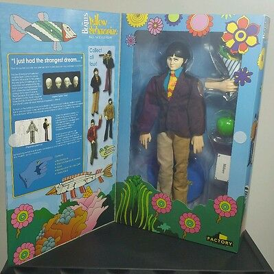 """The Beatles Yellow Submarine 12"""" doll. scale figure. Paul McCartney collectable"""