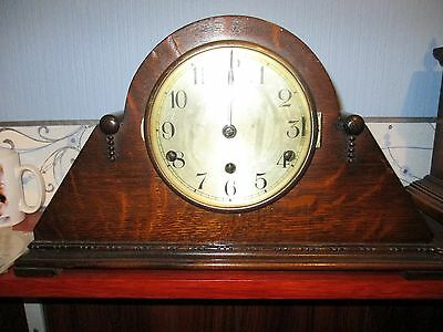Westminster Chime Clock, mantlepiece Napoleon ? FREE P&P