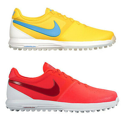New Mens Nike Lunar Mont Royal Golf Shoes - Choose Your Size and Color!