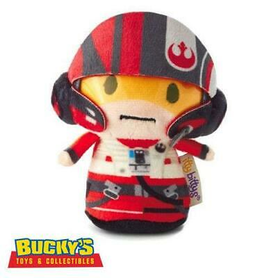 Hallmark itty bitty bittys Star Wars Poe Dameron - The Force Awakens - Rebel NWT