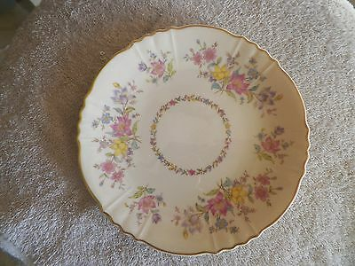 Syracuse desert plate (Briarcliffe) 4 available