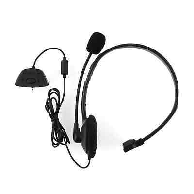 Hot Gaming Genuine Original Microsoft Wired Headset Black For XBOX 360 Game
