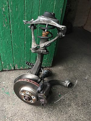 Audi A5 2.0 Tdi Front Osf Driver Side Suspension Driveshaft Leg Hub Arm 2013