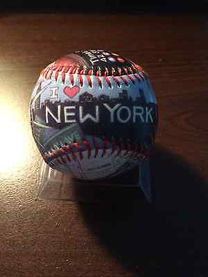 New York City Collectible Unforgettable Baseball