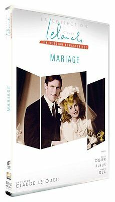 42722 /Mariage Claude Lelouch  Dvd Neuf Sous Blister