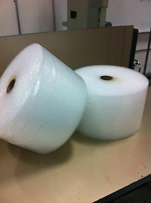 "3/16"" x 12"" Small Bubble Cushioning Wrap Padding Roll Perf 12""  600 ft"
