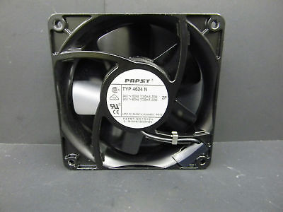 Papst 4624N Axial Fan Tubeaxial Square Sleeve 4000N Series 24 VDC 4.5""