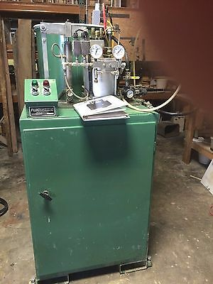 Fluid Automation, Inc  Silicone Meter Mix Machine 10:1