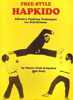 Hapkido   Martial Arts Book.-New Master 9Th Dan