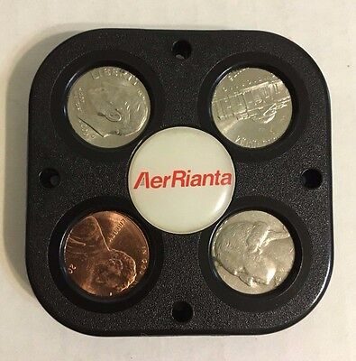Aer Rianta Airport Management Company PopCoin Plastic Token Coin Holder #9753