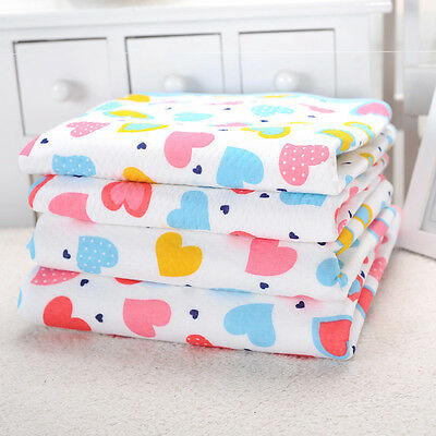1Pc Reusable Fine Baby Changing Mat Urine Mattress Newborn Nappy Pads Waterproof