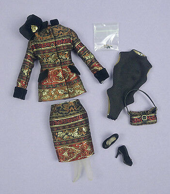 """TONNER FIRST APPOINTMENT MEI LI ~ Tyler Sydney Ashleigh Stella 16"""" Doll Outfit"""