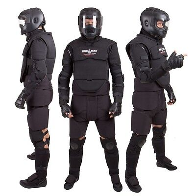 The Blauer Tactical Systems HIGH GEAR Impact Reduction suit + Extras