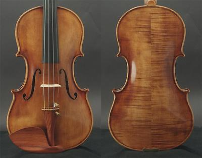 Joseph Guarneri Del Gesu 1730 4/4 Violin  6227. Rich tone