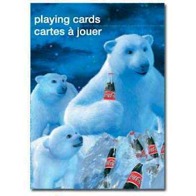 Coca-Cola Polar Bears Deck of Playing Cards