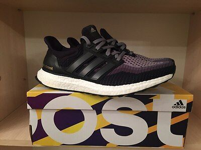 Adidas Mens shoes Ultra boost core black AQ4004 All size yeezy 350