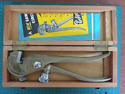 Vintage ECLIPSE SAW SET No 79 in box with instructions