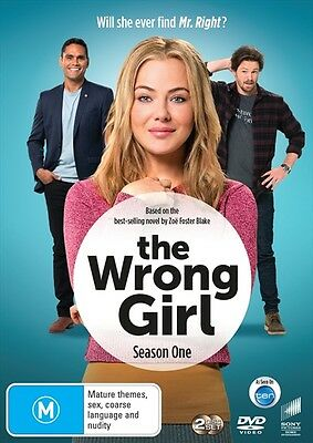 Wrong Girl, The : Season 1 (DVD, 2016, 2-Disc Set) (Region 4) Aussie Release