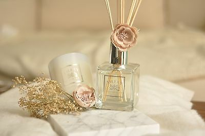 $45 for 2 x TILLEY 150ml Aroma Reed Diffusers (Choose Fragrance)