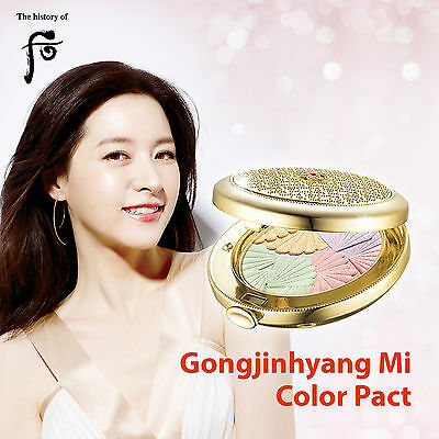 The History of Whoo Gongjinhyang Mi Color Pact Highlighter 14g