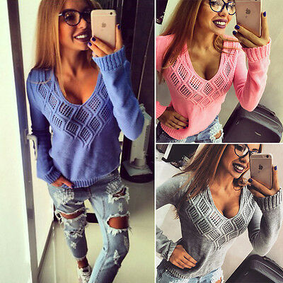 New Fashion Women Cardigan Loose Casual Sweater Long Sleeve Knitted Outwear Coat