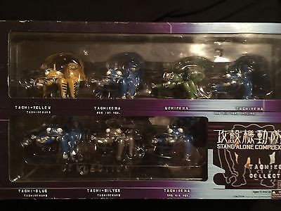 Ghost In The Shell Stand Alone Complex Tachikoma Collection 8 Pieces Nib