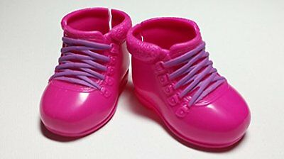 My Life Hot Pink Hiking Boots