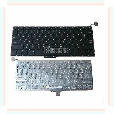 """New For Apple Macbook Pro Unibody 13"""" A1278 Series Laptop US Keyboard Components"""