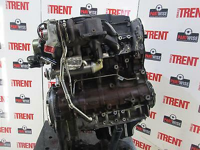 2005 FORD MONDEO HJBB 1998cc Diesel Manual Engine with Pump Injectors & Turbo