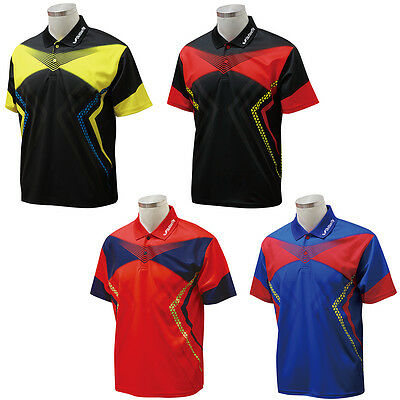 Ping Pong Jersey Coolever Dry Fit Bowling Tennis Badminton Sport Shirt Competion