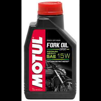 MOTUL Aceite de suspension FORK OIL EXPERT MED/HEAVY 15W 1 L