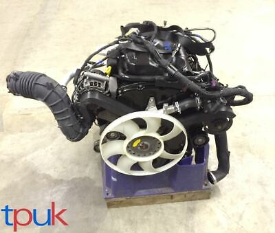 Transit Mk7 Mk8 2.2 11-16 Euro 5 Tdci Engine Cvrb Rwd Turbo Injectors Fuel Pump