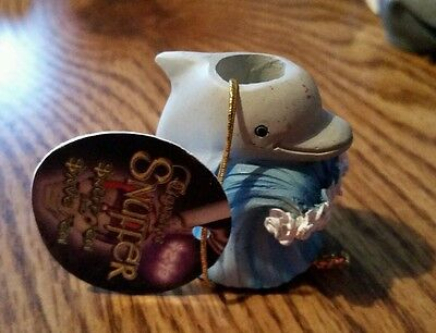 Cigarette Snuffer Dolphin new with tag