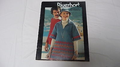 Riverhart 20 His and Her Patterns Machine Knitting Pattern Book