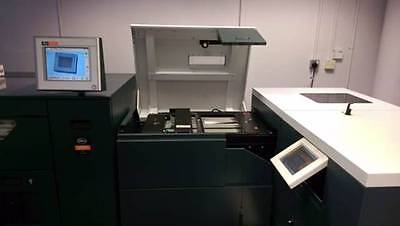 Serious Offers Invited For A 2014 Watkiss A3 Bookletmaking System Cost £72,000