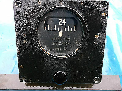 ww2 raf direction indicator verry nice condition