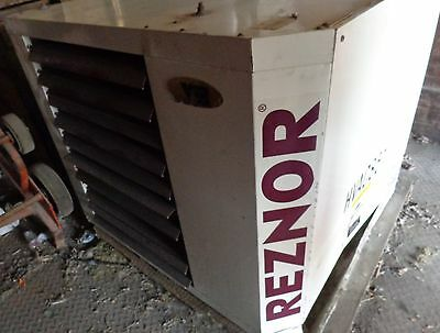 REZNOR UDAS-400 Separated Combustion Gas Fired Unit Heater - 400,000 BTU