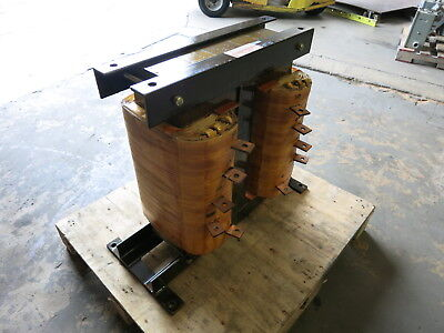 Neco Hammond B52911-026-60 1000HP 4160V 767 LRA Motor Starting Auto Transformer