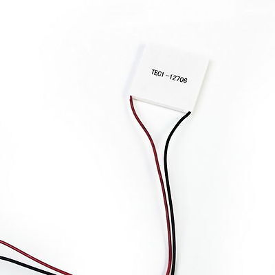 TEC Thermoelectric Cooler Cooling Peltier Plate Module TEC1-12706 12V 60-72W