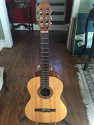 Vintage Aria Made in Japan A551 Classical Acoustic Guitar