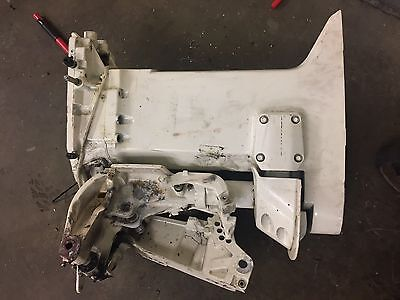Evinrude Exhaust And Housing Assembly