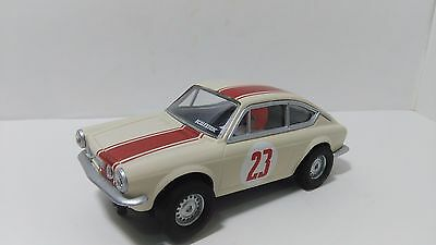 SLOT 1:32 SCX SPAIN SCALEXTRIC ALTAYA Seat 850 TC FIAT COUPÉ RALLY Ltd. edition.