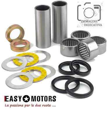 KIT REVISIONE FORCELLA KTM EXC-F 250 2007-2016 INNTECK IN-RE48W 48 mm WP VERDE