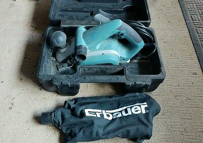 Erbauer ERB905D 3mm Electric Planer