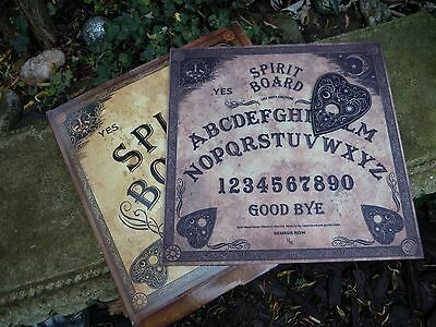 Ouija Spirit Board & Planchett Nemisis Now divination scrying Ghost Magic