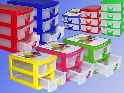 Sorting Box with 2-3-4 Drawer Small parts Autofeed stackable Storage Box