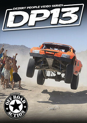 Dezert People 13 Blu-Ray, New unopened, off-road desert racing film